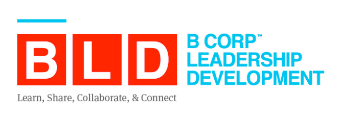 B Corp Leadership Development Logo